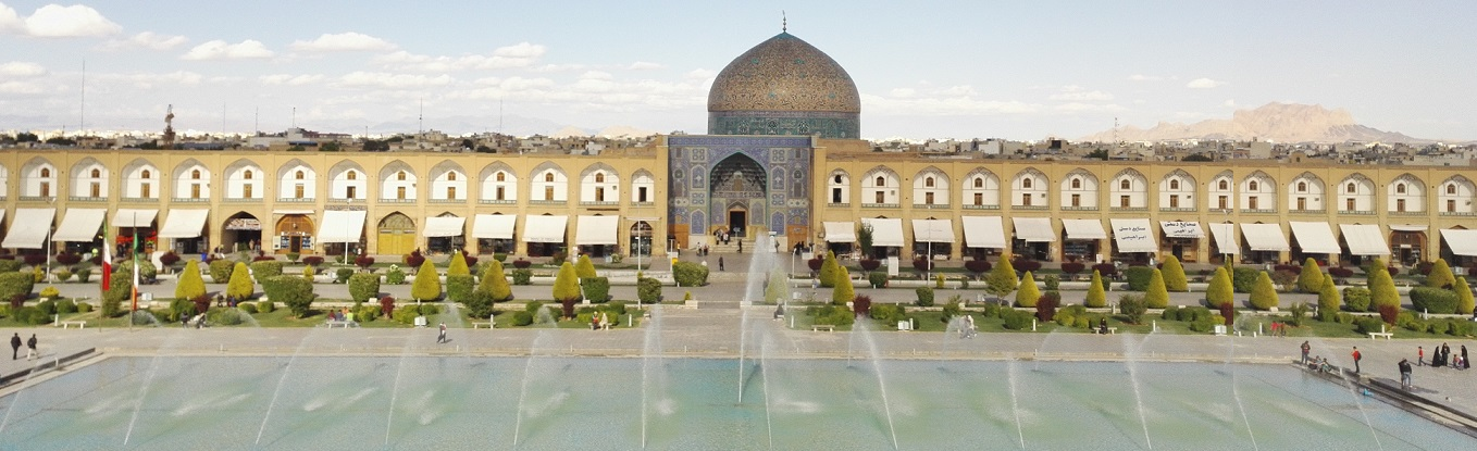 Sheikh Lotf ullah mosque of Esfahan, Iran's golden cities tour